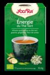 Acheter Yogi Tea Thé énergie du thé vert bio 17 Sachets à La-Valette-du-Var