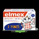 Acheter ELMEX DUO DENTIFRICE ENFANT, tube 50 ml x 2 à La-Valette-du-Var