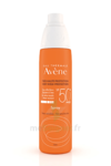 Acheter Avène Eau Thermale SOLAIRE SPRAY 50+ 200ml à La-Valette-du-Var