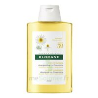 Klorane Camomille Shampooing 200ml à La-Valette-du-Var