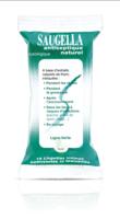Saugella Antiseptique Lingette Hygiène Intime Paquet/15 à La-Valette-du-Var