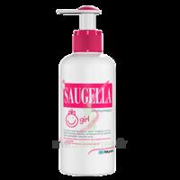 Saugella Girl Savon Liquide Hygiène Intime Fl Pompe/200ml à La-Valette-du-Var