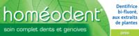 Boiron Homéodent Soin Complet Dents Et Gencives Pâte Dentifrice Anis T/75ml à La-Valette-du-Var