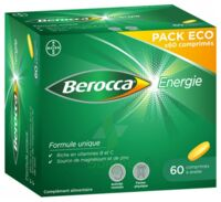 Berocca Energie Comprimés Pelliculés B/60 à La-Valette-du-Var