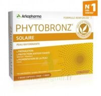 Phytobronz Solaire Caps Tous Types De Peaux 2b/30 à La-Valette-du-Var