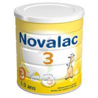 Novalac 3 Lait De Croissance B/800g à La-Valette-du-Var