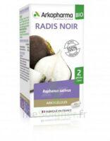 Arkogélules Radis Noir Bio Gélules Fl/40 à La-Valette-du-Var