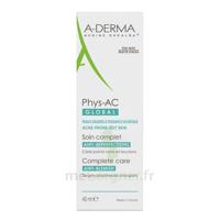 Aderma Phys'ac Global Soin Imperfection Sévères 40ml à La-Valette-du-Var
