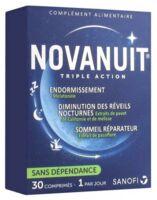 Novanuit Triple Action Comprimés B/30 à La-Valette-du-Var