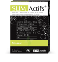 Synactifs Slimactifs Gélules B/30 à La-Valette-du-Var