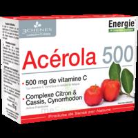 3 Chenes Phytotherapie Familiale Comprimés à Croquer Acérola 500 B/24 à La-Valette-du-Var