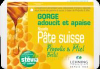 Lehning Pâte Suisse Pastilles à Sucer Miel Propolis B/50g à La-Valette-du-Var