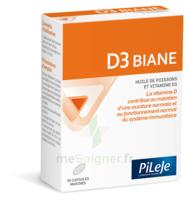 Pileje D3 Biane Capsules 200 Ui - Vitamine D 30 Capsules à La-Valette-du-Var