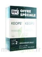 Acheter KEOPS DEODORANT BILLE PEAUX FRAGILES lot de 2 à La-Valette-du-Var