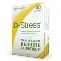 D-stress, Boite De 80 à La-Valette-du-Var