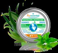 Puressentiel Respiratoire Gommes Menthe-eucalyptus Respiratoire - 45 G à La-Valette-du-Var