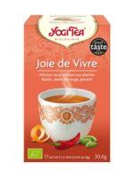 Acheter Yogi Tea Joie de Vivre à La-Valette-du-Var
