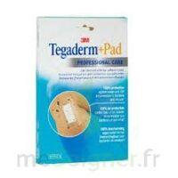 Tegaderm + Pad, 5 Cm X 7 Cm , Bt 10 à La-Valette-du-Var