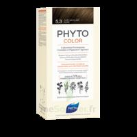Phytocolor Kit Coloration Permanente 5.3 Châtain Clair Doré à La-Valette-du-Var