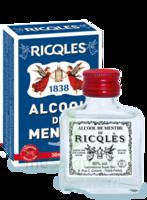 Ricqles 80° Alcool De Menthe 30ml à La-Valette-du-Var