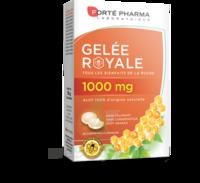 Forte Pharma Gelée Royale 1000 Mg Comprimé à Croquer B/20 à La-Valette-du-Var