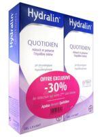 Hydralin Quotidien Gel Lavant Usage Intime 2*200ml à La-Valette-du-Var