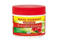 Superdiet Acérola 1000 Bio Comprimés à Croquer Pot/60 à La-Valette-du-Var