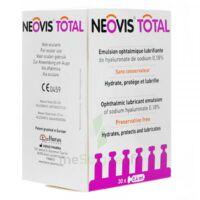 Neovis Total Solution Ophtalmique Lubrifiante Pour Instillation Oculaire 30 Unidose 0,4ml à La-Valette-du-Var