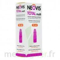 Neovis Total Multi S Ophtalmique Lubrifiante Pour Instillation Oculaire Fl/15ml à La-Valette-du-Var