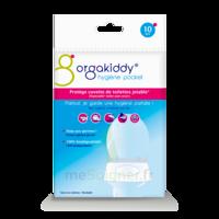Orgakiddy Protège-cuvette Toilettes Pochette/10 à La-Valette-du-Var