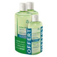 Ducray Shampooing Extra Doux Usage Fréquent 2*fl/400ml+fl/200ml à La-Valette-du-Var