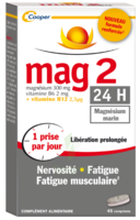 Mag 2 24h Comprimes B/45+15 Offert à La-Valette-du-Var