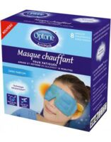 Optone Actimask Masque Chauffant Yeux Sans Parfum 8 Sachets/1 à La-Valette-du-Var