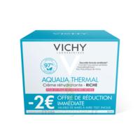 Acheter Vichy Aqualia Thermal Crème Riche Réhydratante Pot/50ml Offre spéciale à La-Valette-du-Var