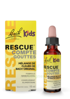 Rescue® Kids Compte-gouttes - 10 Ml à La-Valette-du-Var