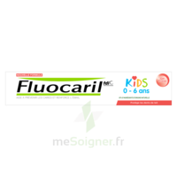 Fluocaril Kids Dentifrice Fraise 0-6 Ans T/50ml à La-Valette-du-Var