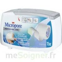 Micropore Sparadrap Microporeux 25mmx5m DÉvidoir à La-Valette-du-Var