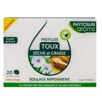 Phytosun Aroms Pastilles Toux B/20 à La-Valette-du-Var