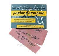 Papier D'armenie Feuille à La-Valette-du-Var